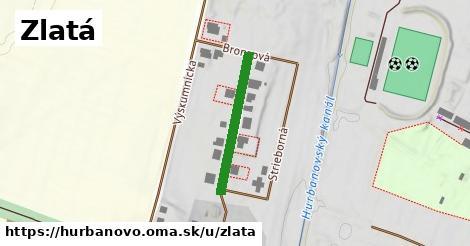 ilustrácia k Zlatá, Hurbanovo - 229m