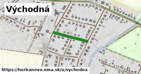 ilustrácia k Východná, Hurbanovo - 193m