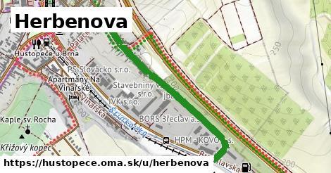 ilustrácia k Herbenova, Hustopeče - 0,93km