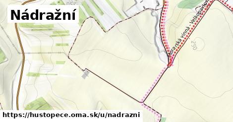 ilustrácia k Nádražní, Hustopeče - 1,53km