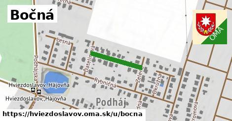 ilustrácia k Bočná, Hviezdoslavov - 171m