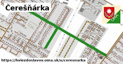 ilustrácia k Čerešňarka, Hviezdoslavov - 318m