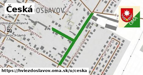 ilustrácia k Česká, Hviezdoslavov - 320m
