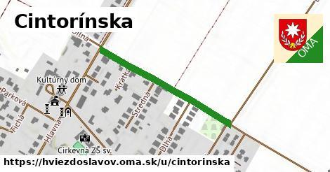 ilustrácia k Cintorínska, Hviezdoslavov - 347m