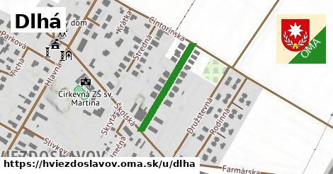 ilustrácia k Dlhá, Hviezdoslavov - 231m