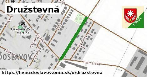 ilustrácia k Družstevná, Hviezdoslavov - 259m