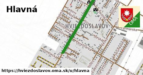 ilustrácia k Hlavná, Hviezdoslavov - 1,05km