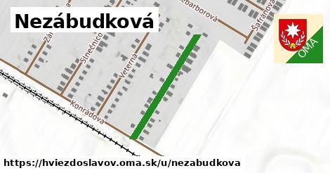 ilustrácia k Nezábudková, Hviezdoslavov - 278m