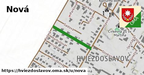 ilustračný obrázok k Nová, Hviezdoslavov
