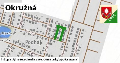 ilustrácia k Okružná, Hviezdoslavov - 253m