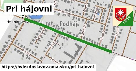 ilustrácia k Pri Hájovni, Hviezdoslavov - 1,35km