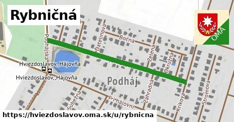 ilustrácia k Rybničná, Hviezdoslavov - 459m