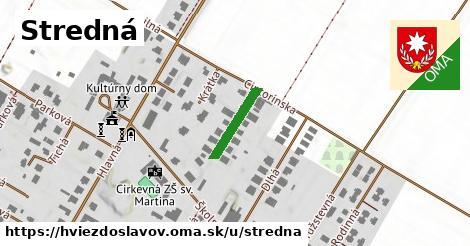 ilustrácia k Stredná, Hviezdoslavov - 131m