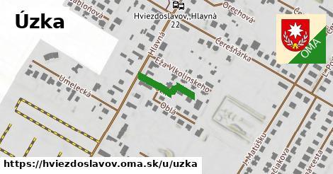 ilustrácia k Úzka, Hviezdoslavov - 155m