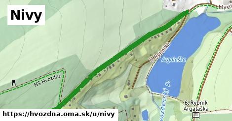 ilustrácia k Nivy, Hvozdná - 559m