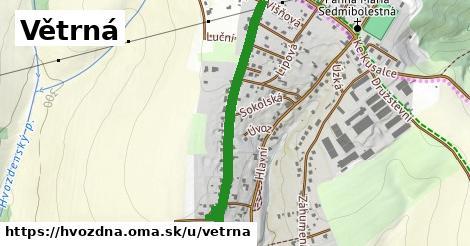 ilustrácia k Větrná, Hvozdná - 0,98km