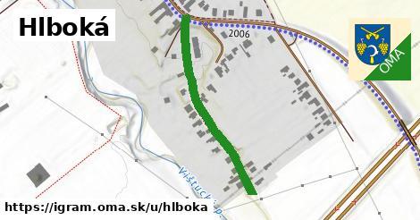 ilustrácia k Hlboká, Igram - 346m
