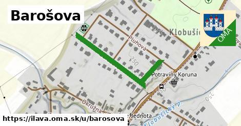ilustrácia k Barošova, Ilava - 339m
