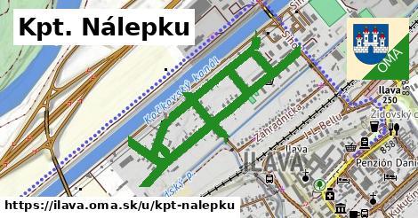 ilustrácia k Kpt. Nálepku, Ilava - 1,97km