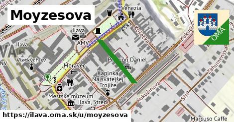 ilustrácia k Moyzesova, Ilava - 175m