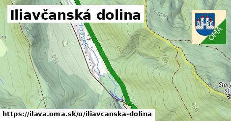 ilustrácia k Iliavčanská dolina, Ilava - 2,7km