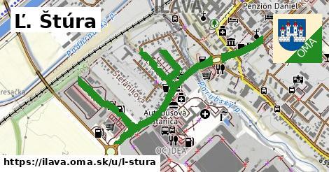 ilustrácia k Ľ. Štúra, Ilava - 1,57km