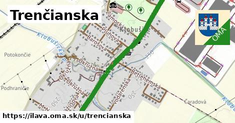 ilustrácia k Trenčianska, Ilava - 1,30km