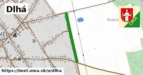 ilustrácia k Dlhá, Imeľ - 543m