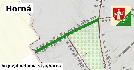 ilustrácia k Horná, Imeľ - 404m