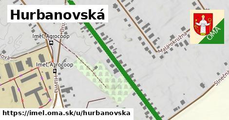 ilustrácia k Hurbanovská, Imeľ - 535m