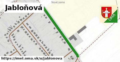 ilustrácia k Jabloňová, Imeľ - 395m
