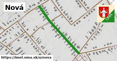 ilustrácia k Nová, Imeľ - 404m