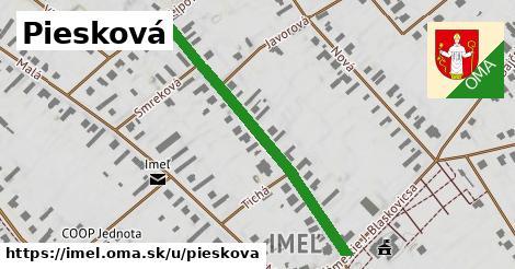 ilustrácia k Piesková, Imeľ - 439m