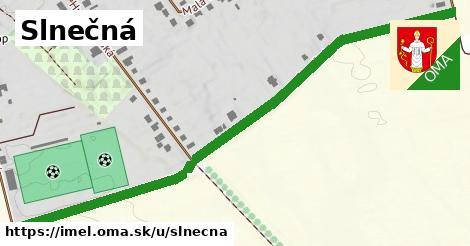 ilustračný obrázok k Slnečná, Imeľ