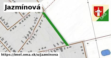 ilustrácia k Jazmínová, Imeľ - 279m