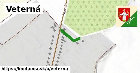 ilustrácia k Veterná, Imeľ - 133m