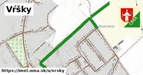 ilustrácia k Vršky, Imeľ - 1,30km