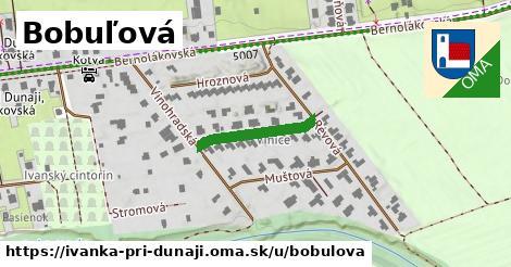 ilustračný obrázok k Bobuľová, Ivanka pri Dunaji
