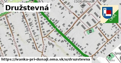 ilustrácia k Družstevná, Ivanka pri Dunaji - 490m
