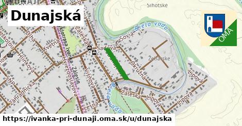 ilustrácia k Dunajská, Ivanka pri Dunaji - 231m