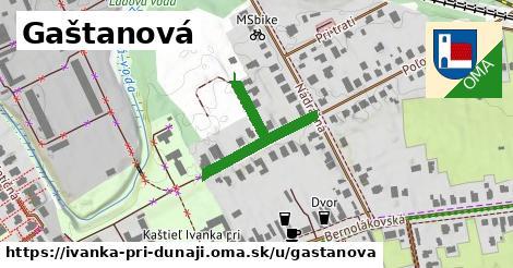 ilustrácia k Gaštanová, Ivanka pri Dunaji - 298m