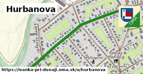 ilustračný obrázok k Hurbanova, Ivanka pri Dunaji