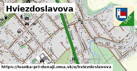 ilustrácia k Hviezdoslavova, Ivanka pri Dunaji - 1,17km