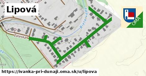 ilustrácia k Lipová, Ivanka pri Dunaji - 0,83km