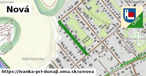 ilustrácia k Nová, Ivanka pri Dunaji - 227m