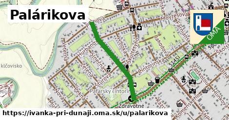 ilustrácia k Palárikova, Ivanka pri Dunaji - 596m