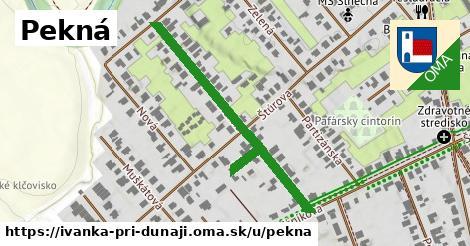 ilustrácia k Pekná, Ivanka pri Dunaji - 450m