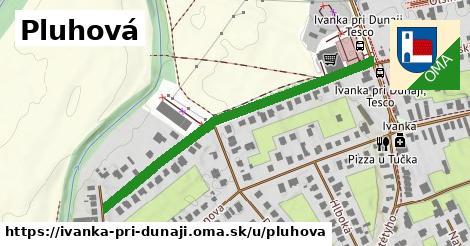ilustrácia k Pluhová, Ivanka pri Dunaji - 500m