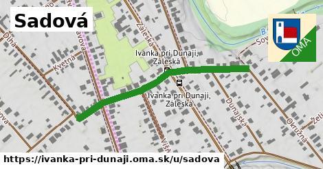 ilustrácia k Sadová, Ivanka pri Dunaji - 429m