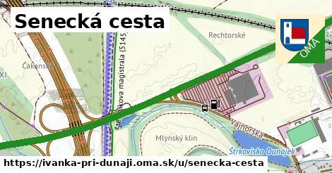 ilustrácia k Senecká cesta, Ivanka pri Dunaji - 2,4km